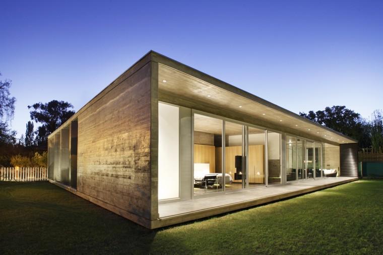 Noticias arquitectura arte dise o - Casas minimalistas por dentro ...