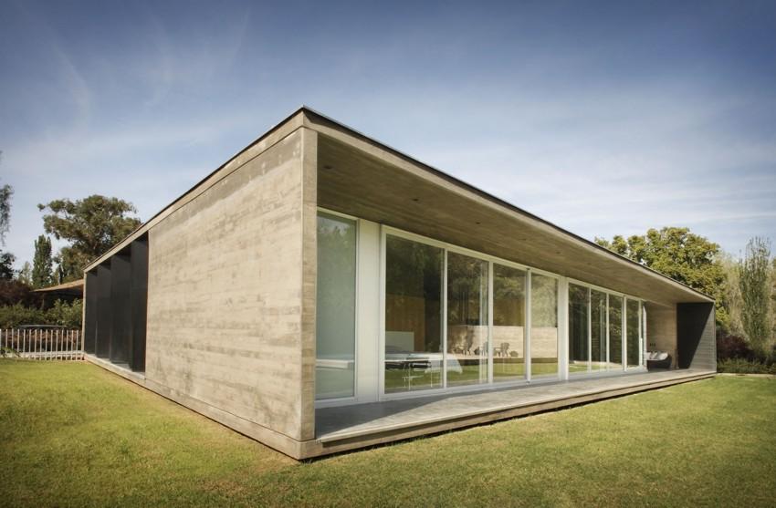 Casa codina argentina arquitectura y dise o for Arquitectos costa rica