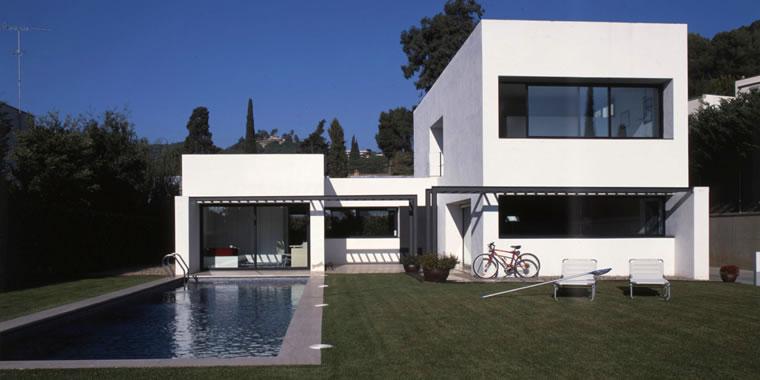 Noticias arquitectura arte dise o for Planos de chalets modernos
