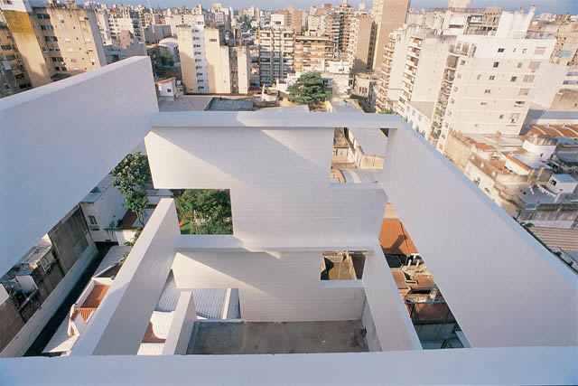 Edificio Altamira Ciudad De Rosario Argentina Arq