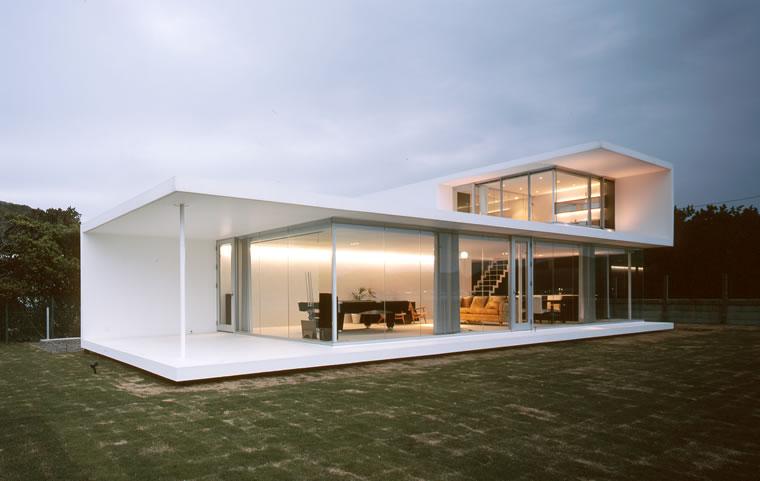 Noticias arquitectura arte dise o for Oficinas minimalistas