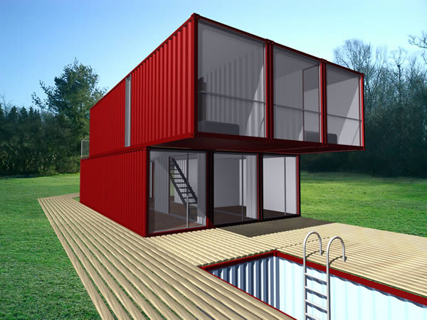 Chk container home kit lot ek - Container home kit ...