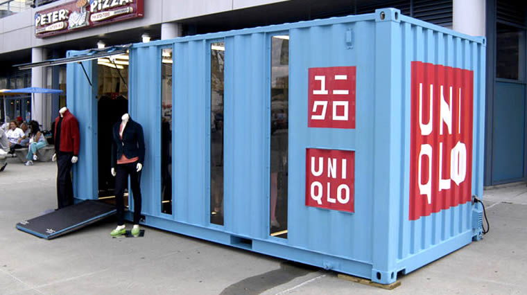 especiales > UNIQLO Container Store, Nueva York, LOT-EK 25/09/06