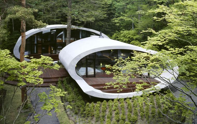 noticias arquitectura arte diseo - Haus Japan