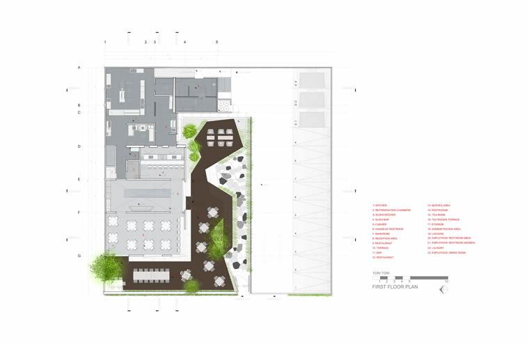 15 11 09 22 11 09 arqtool for Programa arquitectonico restaurante