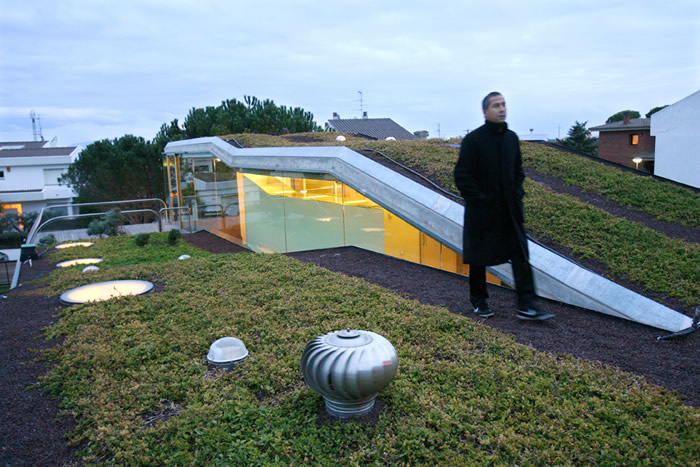 Villa bio llers girona espa a cloud 9 enric ruiz geli for Cloud 9 architecture
