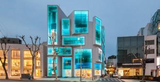 Corea del Sur: Edificio Chungha, Seúl - MVRDV