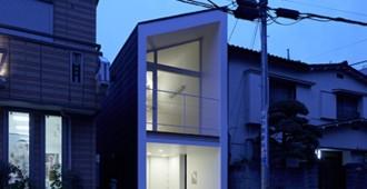 Japón: 'Park House', Tokio - Another Apartment