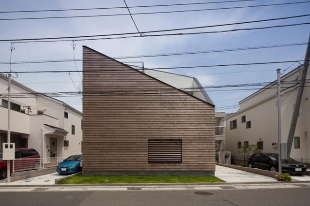 Japón: Casa en Ofuna - LEVEL Architects