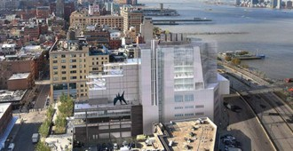 Whitney Museum en Nueva York: nuevo edificio diseñado por Renzo Piano... imágenes de las obras