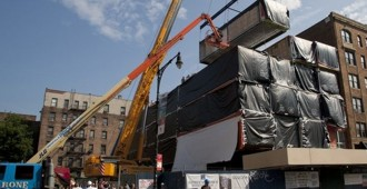 Video: 'The Stack', 28 viviendas prefabricadas en Nueva York - Gluck+