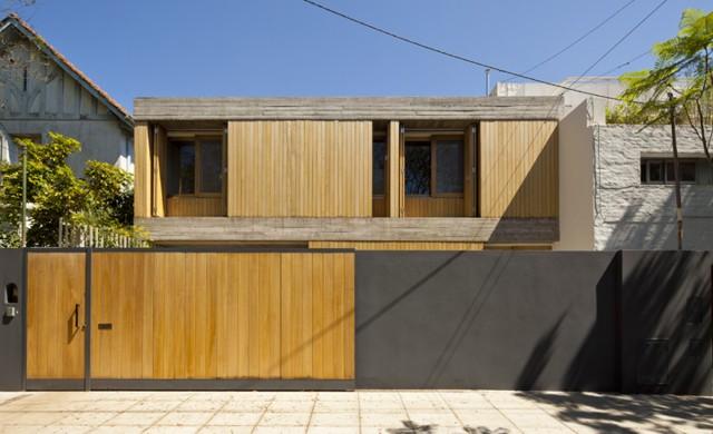 Argentina: Casa MM, Vicente López, Buenos Aires - Colle Croce Arquitectos