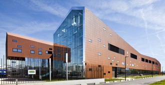 Francia: Centro de Formación de Gennevilliers - Brenac & Gonzalez