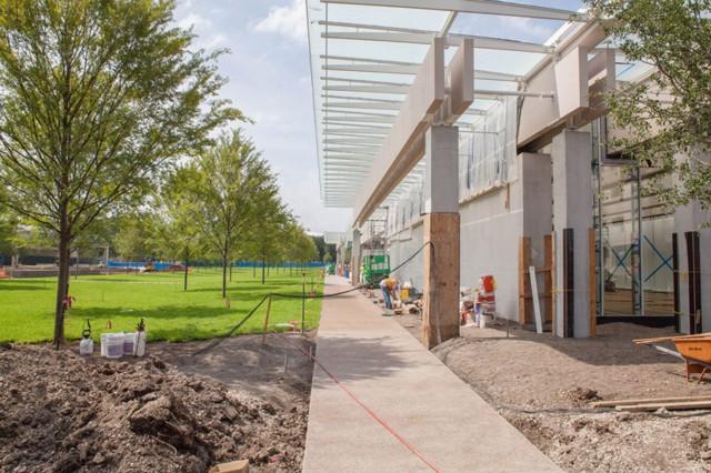 Estados Unidos: Ampliación del Kimbell Art Museum - Renzo Piano... imágenes de las obras
