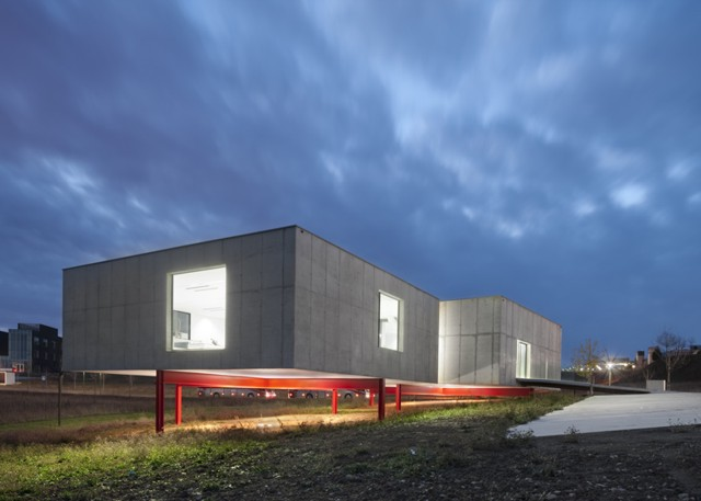 Espa a laboratorios biokilab taller b sico de for Arquitectura de espana