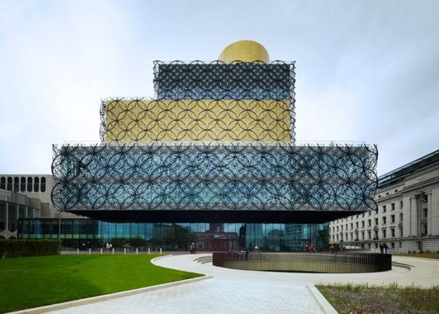 Biblioteca de Birmingham - Mecanoo Architecten