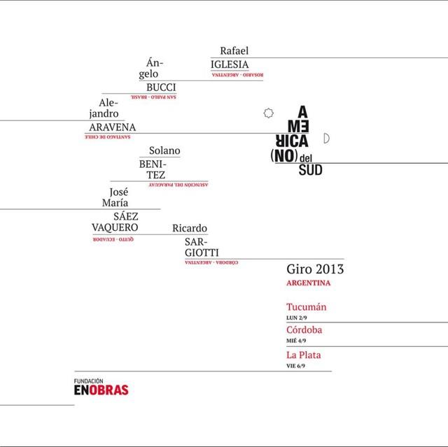 Argentina: America(no) del Sud giro 2013