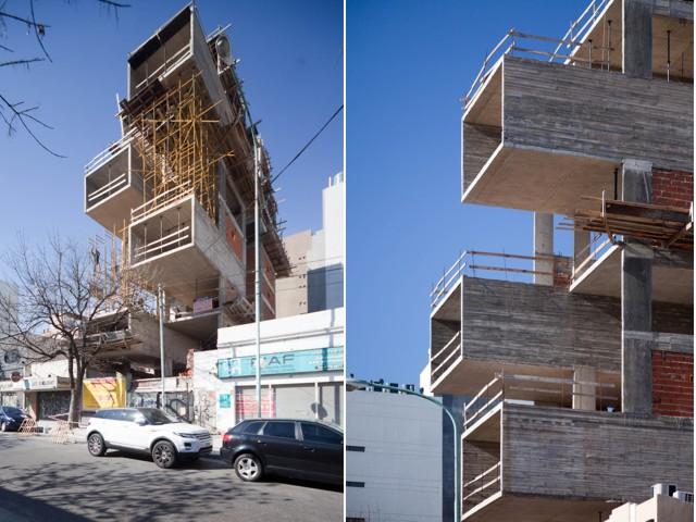 Argentina: Edificio de Viviendas Dorrego 1711, Buenos Aires - Dieguez Fridman Arquitectos & Asociados... imágenes de las obras