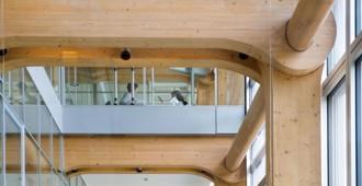 Video: Oficinas para Tamedia, Zurich - Shigeru Ban
