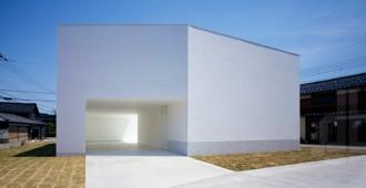 Japón: 'White Cave House', Kanazawa - Takuro Yamamoto Architects