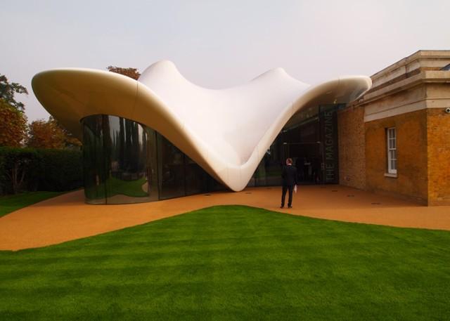 Inauguración de la 'Serpentine Sackler Gallery', Londres - Zaha Hadid Architects