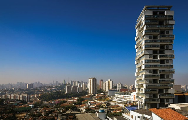 Brasil: Edifício 360°, São Paulo - Isay Weinfeld