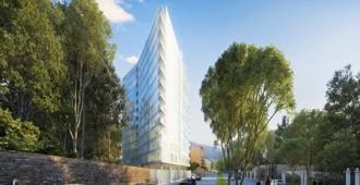 Entrevista: Richard Meier habla sobre el proyecto de vivienda Vitrum que levantará en Bogotá.