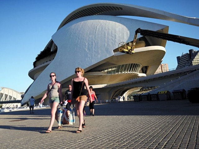 Calatrava, el villano de Valencia