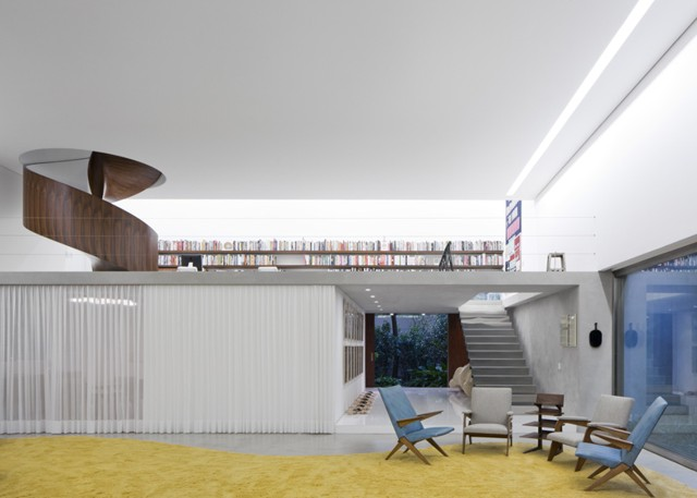 Brasil: 'Casa Cubo', São Paulo - Isay Weinfeld