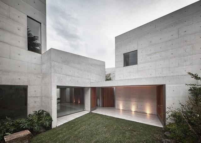México: Casa Cap, México DF - MMX Studio