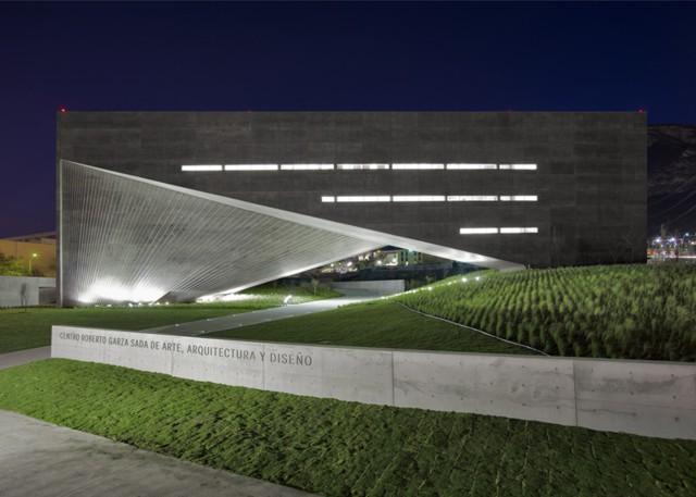 M xico 39 centro roberto garza sada de arte arquitectura y for Universidades para arquitectura