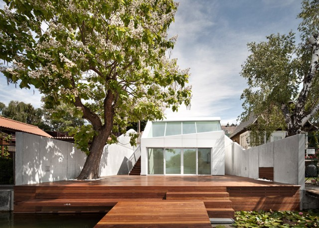 Austria: Micro Villa, Viena - Share Architects