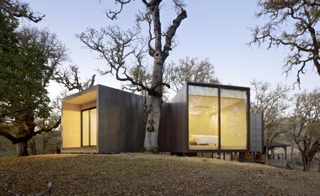 Estados Unidos: 'Moose Road House', California - Mork-Ulnes Architects