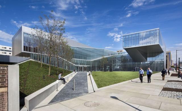 Centro Krishna P. Singh de Nanotecnología, Universidad de Pennsylvania - Weiss/Manfredi