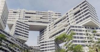 Singapur: 'The Interlace' - OMA y Ole Scheeren