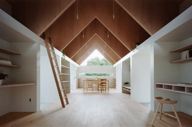 Japón: Ampliación casa rural en Yaizu - mA-style architects