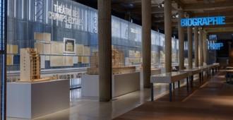 Exhibición: 'Auguste Perret, ocho obras maestras !/?', en París, diseñada por OMA