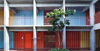 India: 'DPS Kindergarten School', Bangalore - Khosla Associates