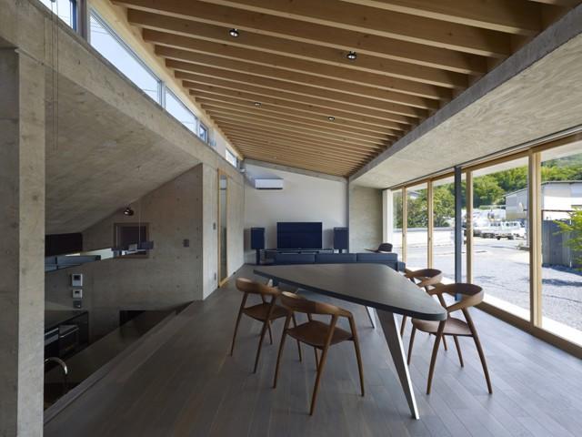 Japón: Casa en Matsuyama - Hayato Komatsu Architects