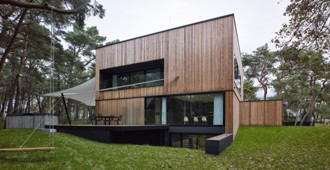 Polonia: Casa junto al mar - Ultra Architects