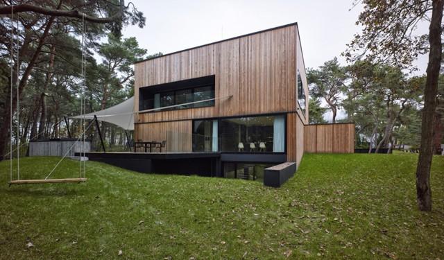 Polonia: Casa junto al mar - Ultra Architects
