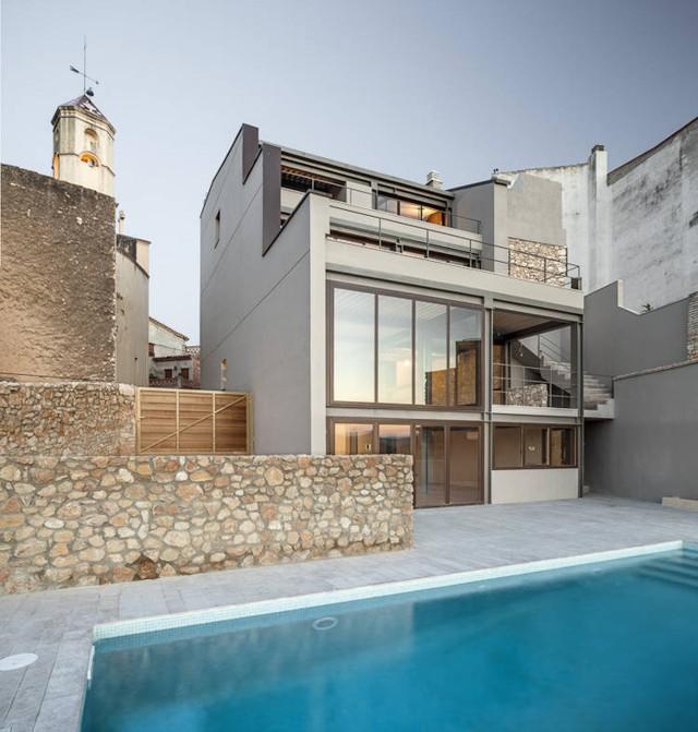 España: Casa M - MDBA + Guallart Architects