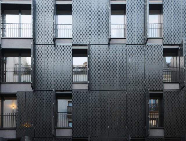francia 39 10 apparements 113 rue legendre 39 par s avenier cornejo architectes. Black Bedroom Furniture Sets. Home Design Ideas