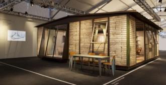 La Casa 8x8 de Jean Prouvé a la venta por U$D 2.5 millones
