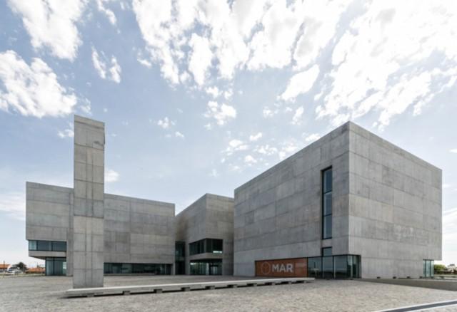 Argentina: Museo de Arte Contemporáneo Buenos Aires (MAR), Mar del Plata - Estudio Monoblock