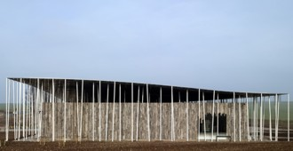 Inglaterra: Stonehenge Visitor Center - Denton Corker Marshall