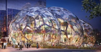 Estados Unidos: Nueva sede corporativa de Amazon en Seattle - NBBJ