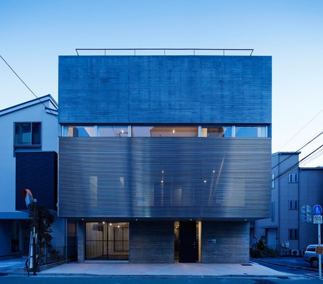 Japón: 'Calm House', Tokio - Apollo Architects