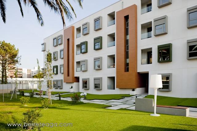 32 viviendas en Fadura, Getxo, Bizkaia - erredeeme arquitectos