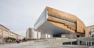 Portugal: Centro de Cultura Contemporánea de Castelo Branco - Mateo Arquitectura